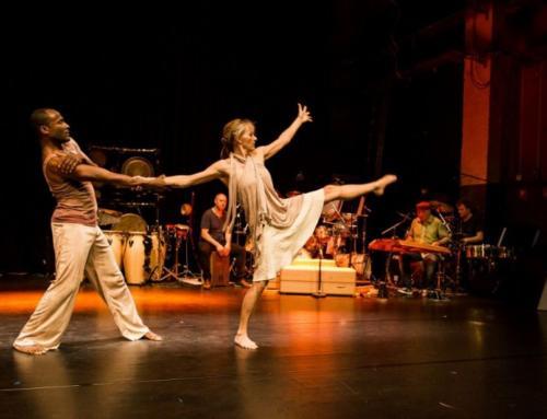 Gemeinsame Tour mit Mojalet Dance Collective, 2012