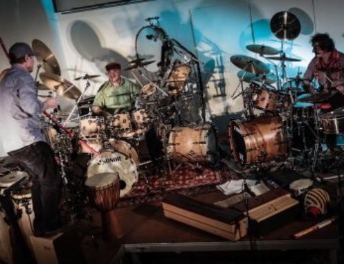 RhythmTalk spielte in der Traumfabrik Hugi, 2013